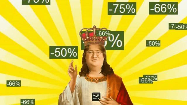 まだ買い時じゃない!次のSteam大型セール日の予想とリーク!中間画像