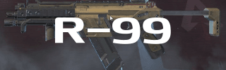 ApexLegendsの武器R-99の解説攻略
