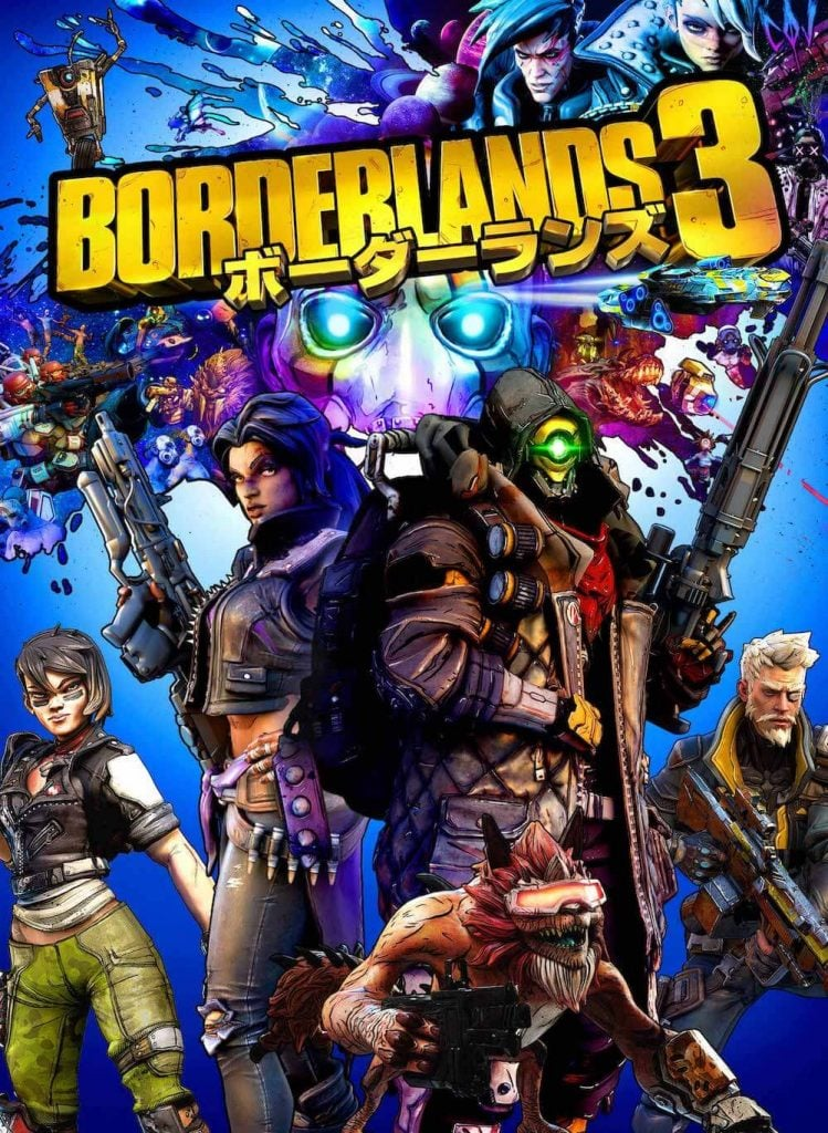 Borderlands3-keyvisual