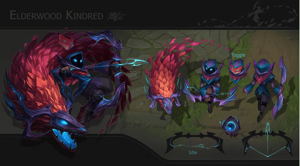 LoL-Kindred-skin-concept1