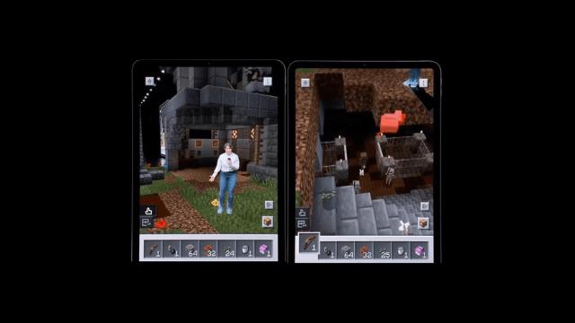Minecraft-Earth-play-demo3