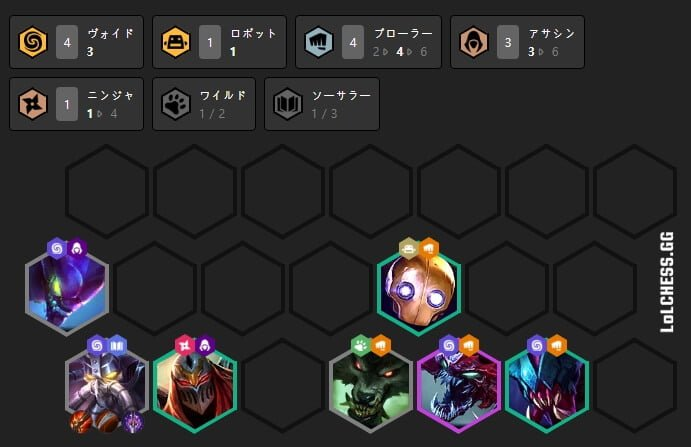 TFT-patch9.17challenger-metacomp-ranking7